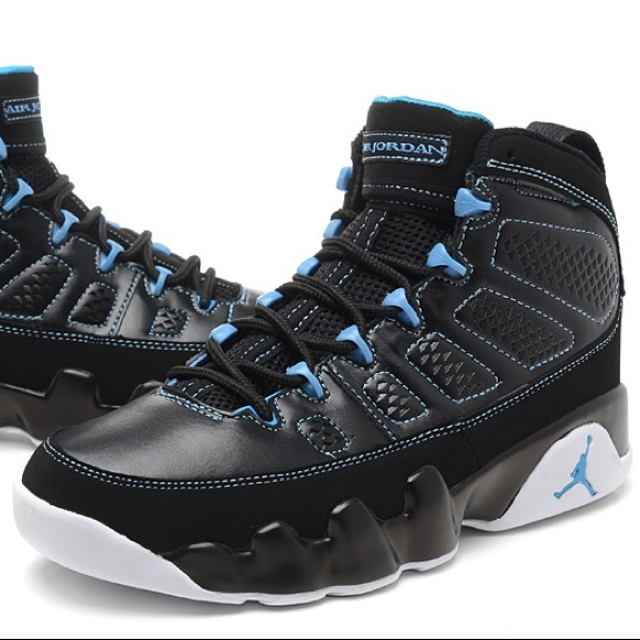 timeless design 25b15 e6996 🆕 Mens Retro Jordan 9s Black and Blue